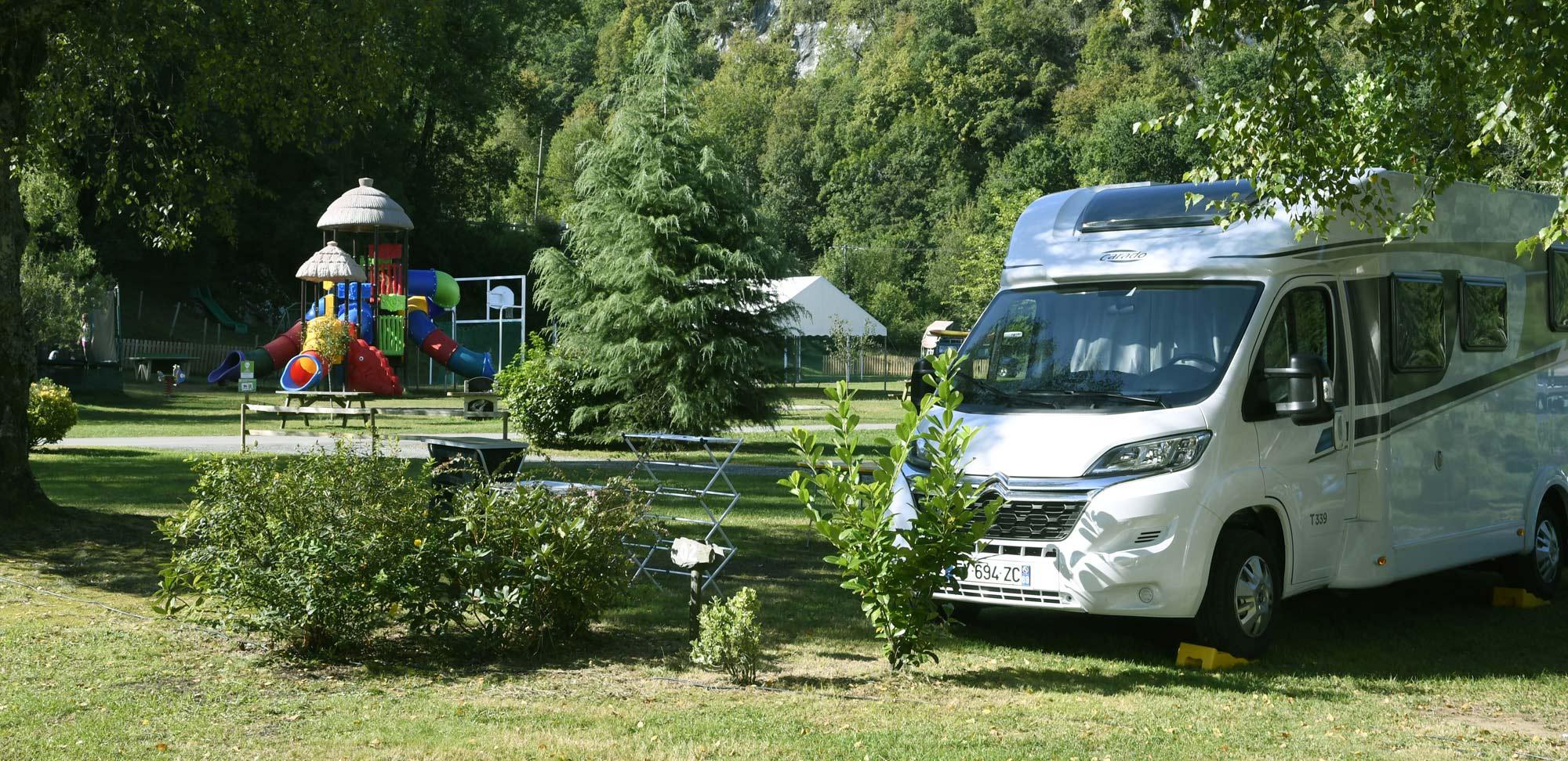 Camping la Forêt Sitios y Paisajes