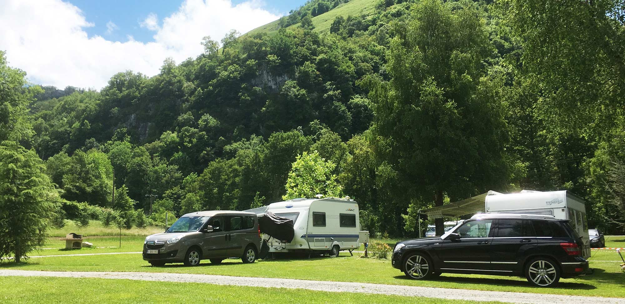 Camping La Forêt Lourdes