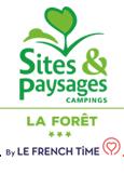Campsite Sites et Paysages La Forêt in Lourdes