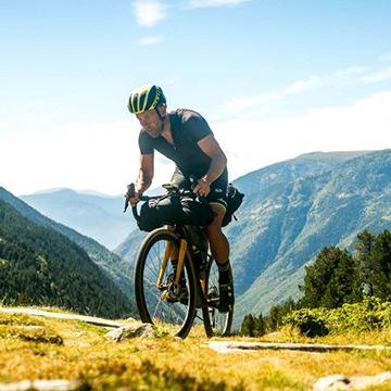 ciclismo de montaña en los Pirineos
