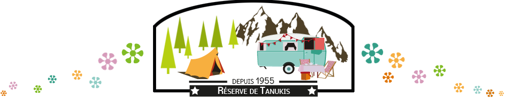 Campsite Sites & Paysages la Forêt in the Pyrenees